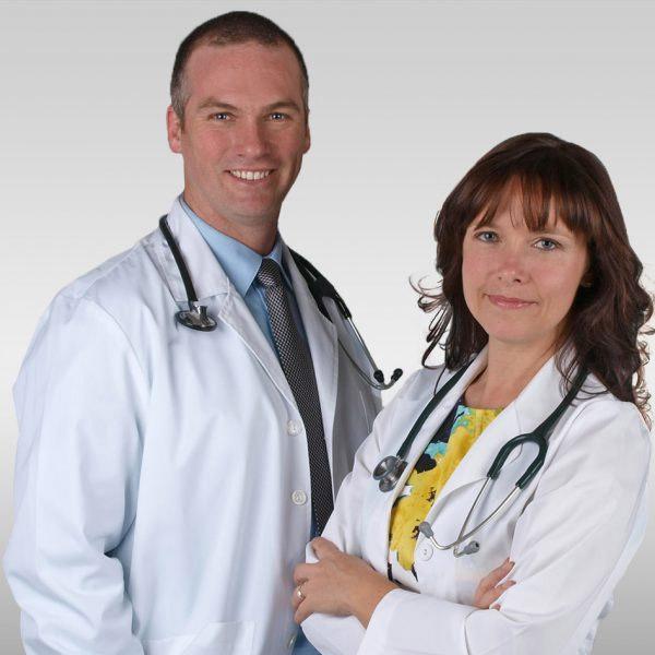 Docteurs Olivier et Tremblay
